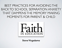 Best Practices to avoid the Back to School Separation.