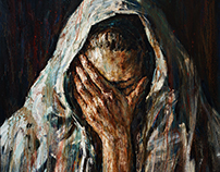 Sorrowful women (The Passion of the Christ)