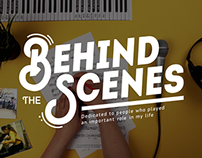 "Title Sequence ""Behind the Scenes"""