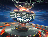SPORT SHOW for COSMOTE TV