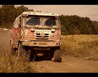 VIDEO : Dakar bivouac Milovice