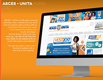 ASCES UNITA WEBSITE