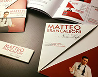 Custodia CD Matteo Brancaleoni