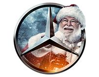 Navidad Mercedes Benz