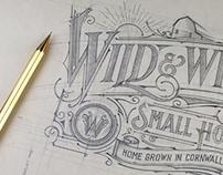 Wild & White | Logo