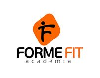 Identidade visual Forme Fit Academia