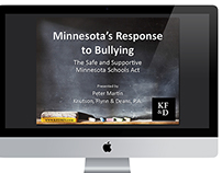 KF&D Anti-Bullying Pres. - Custom PowerPoint Template