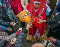 Hyoutan Matsuri the traditional event at Oita