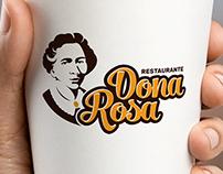 Restaurante Dona Rosa - Identidade Visual