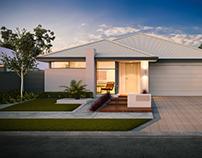 Family house Australia