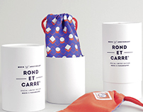 ROND ET CARRE' PACKAGE DESIGN