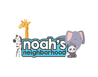 Noah's Neighborhood | Re-brand
