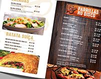 Cardápio |  Borbulhas - Choperia e Steakhouse