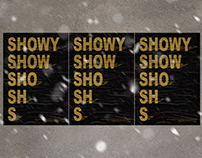 """Showy"" Poster Design (Paul Rand)"