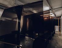 Solo Exhibition - Dark Necessities