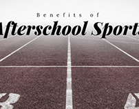 Benefits of Afterschool Sports