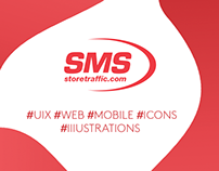 Storetraffic || Illustraions | Icons