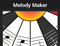 Melody Maker (phone app #4)