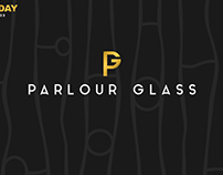 Parlour Glass fusion artist / 1logo a day #03