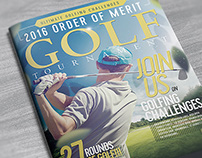 Order of Merit Golf Tournament