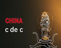 Ambilamp con China para el c de c