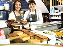 "Press and web film ""Lolly and Cooks"" for EirGrid."