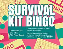 Survival Kit Bingo