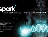 The Spark - Agency Promo Concept