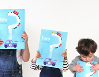 HeyWow! Brilliantly personalised picture book for kids