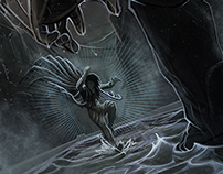 Mistborn - The Well of Ascension Illustration