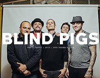 PRESS SHOOT | BLIND PIGS