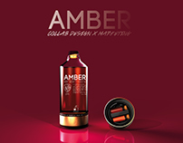 AMBER / Whisky concept