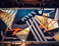 Adidas NITE JOGGER // London