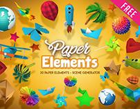 Paper Item Elements