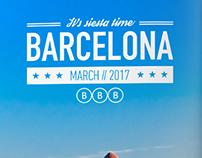 BBB Barcelona :)