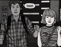 Comic Book Page #1