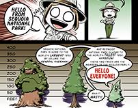 Ranger Cate Comic