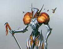 Trochilidae knight
