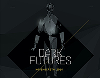 "Microsoft: ""Dark Futures"" Poster Series"