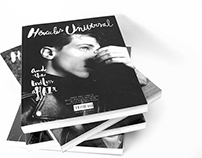 Hercules Universal-Issue VIII Vol.II SPRING SUMMER 2015