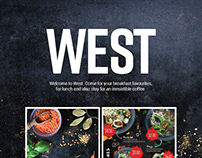 UI kit for Restaurant Menu