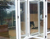 How Are Bi-Fold Doors Installed?
