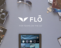 FLO - Team Management Application Concept