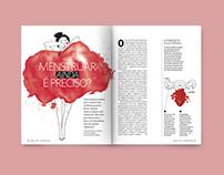 Menstruar ainda é preciso?