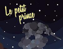 """Le petiti prince - """"Le conte"""""""