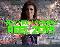 Reel 2015 VFX and Compositing