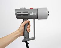 Bosch, le décapeur thermique