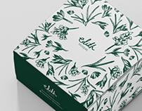 Edith Patisserie Packaging