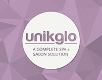 Unikglo corporate Identity