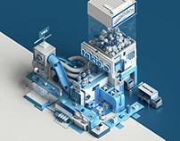 Visualisations for online shop
